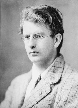 BBC - Television pioneer John Logie Baird (seen here in 1917) televised the BBC's first drama, The Man with the Flower in His Mouth, on 14 July 1930, and the first live outside broadcast, The Derby, on 2 June 1931.
