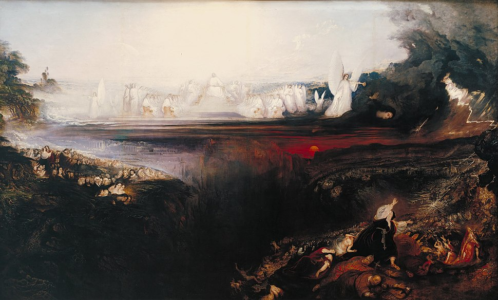 John Martin - The Last Judgement - Google Art Project