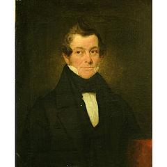 Portrait of a man in coat