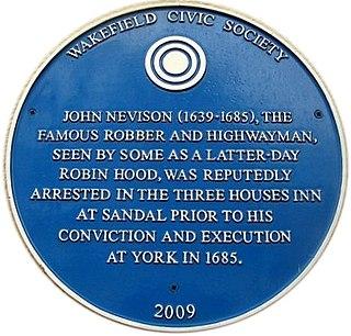 John Nevison