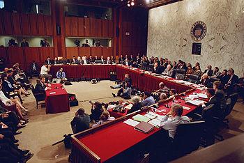 English: Senate Judiciary Committee confirmati...