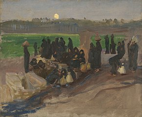Water Carriers on the Nile