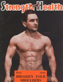 John Terpak American weightlifter