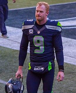 Jon Ryan Professional gridiron football punter