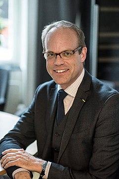 Jonas Arnell i juni 2017.