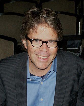 Jonathan Franzen - Franzen at the 2010 National Book Critics Circle awards