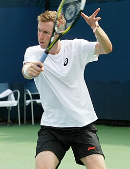 Jonathan Marray op de US Open, 2013
