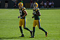 Jordy Nelson and James Jones - San Francisco vs Green Bay 2012.jpg