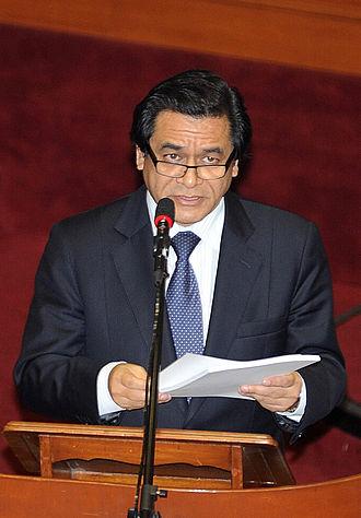 José Antonio Chang - Image: José Antonio Chang 2