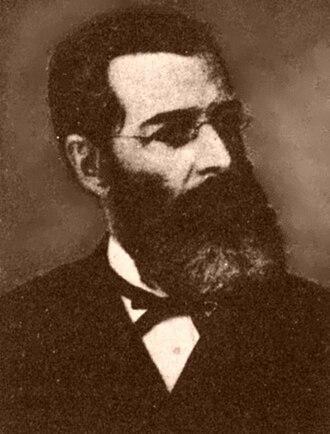 Brazilian literature - Image: José de Alencar