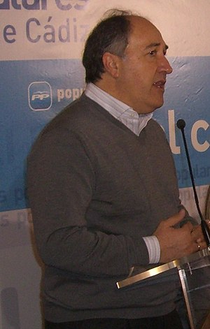 José Ignacio Landaluce - José Ignacio Landaluce in 2006.