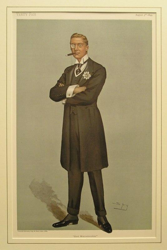 Joseph Austen Chamberlain, Vanity Fair, 1899-08-03