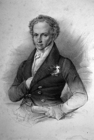 Josef Ludwig von Armansperg - Image: Joseph Ludwig von Armansperg