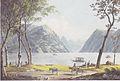 Joseph Rebelll - Der See von Lugano - 1810.jpeg