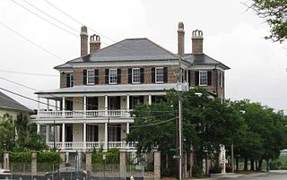 Josiah Smith Tennent House