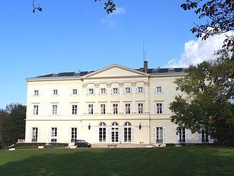 Jouy-en-Josas - Chateau of HEC-CRC