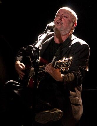 Juan Carlos Baglietto - Juan Carlos Baglietto in concert, November 2010
