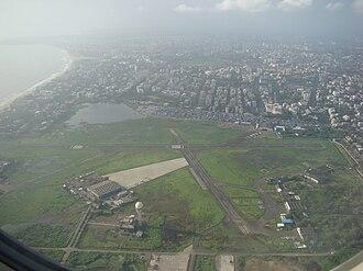 Juhu Aerodrome - Image: Juhu Aerodrome