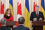 Julie Payette with Petro Poroshenko in Ukraine - 2018 - (1516277010e).jpg