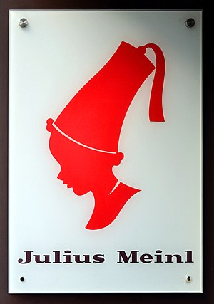 Julius Meinl - The Julius Meinl logo after the redesign
