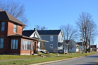 Junction City, Ohio Village in Ohio, United States
