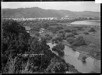 Taumarunui - Junction of the Whanganui and Ongarue River