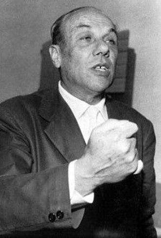 Golpe Borghese - Junio Valerio Borghese in 1970.