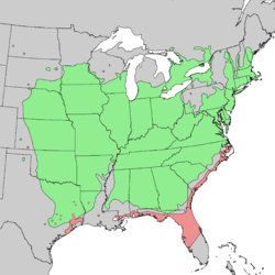 Juniperus virginiana vars range map 3.png