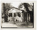 Justin B. Alexander house, Montecito, California. Entrance door LCCN2008679247.jpg