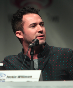 Justin Willman - Willman at WonderCon 2015