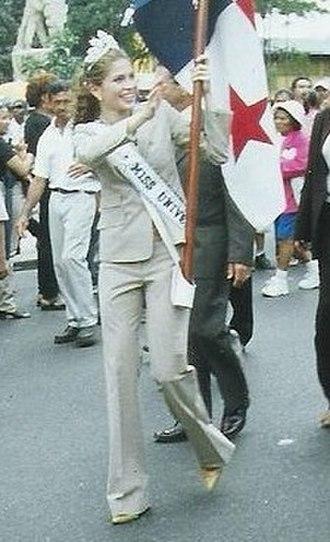 Miss Universe 2002 - Justine Pasek of Panama,  Miss Universe 2002