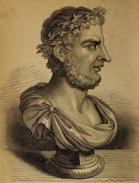 Juvenal portrait