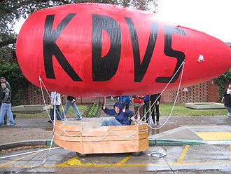 KDVS - KDVS Picnic Day Float