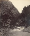 KITLV 100454 - Unknown - River, probably in Kashmir in British India - Around 1870.tif