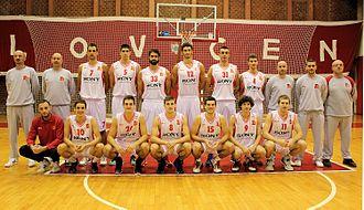 KK Lovćen - KK Lovćen (sezona 2013/14)
