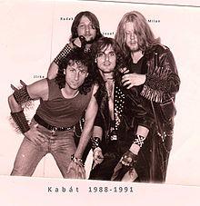 Kabát (hudební skupina) – Wikipedie be65ea04127