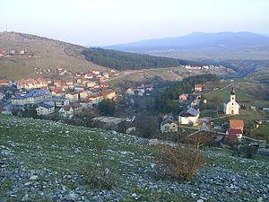Kalinovik - View on Kalinovik