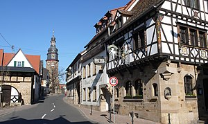 Trump family - Kallstadt, in Germany, the Trump family's ancestral home.