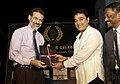 Kamal Hasan and Gautami at IAA Diamond Jubilee Celebrations 02.jpg