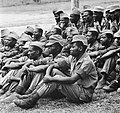 Kamp van Angolese Bevrijdingsbeweging FNLA in Zaire, leden bevrijdingsbeweging i, Bestanddeelnr 926-6279.jpg