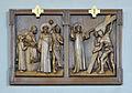 Kapuzinerkloster Solothurn - Kreuzweg in der Kirche, Detailansicht.jpg
