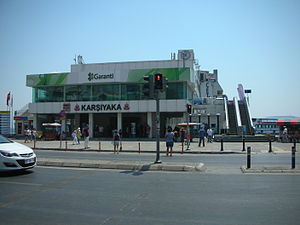 Karşıyaka - Karşıyaka Pier in 2015