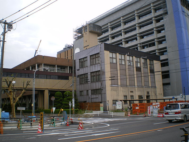 File:Kariya City hall.jpg