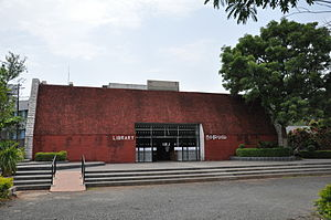Karnatak University - University Main Library