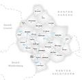 Karte Gemeinden des Bezirks Sissach.png