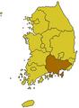 Karte sued-gyeongsang.png