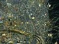 Kashiwara city center area Aerial photograph.1985.jpg