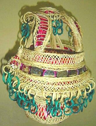 Kanger - Kashmiri Ornamental Kanger