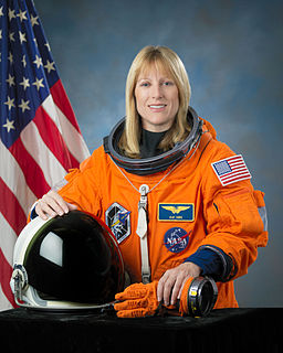 Kathryn P. Hire NASA astronaut and Captain in the U.S. Navy Reserve