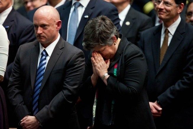 Kelly Napolitano Tucson Memorial 2011